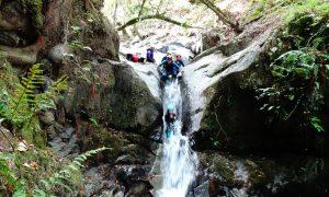 Salnitro canyoning