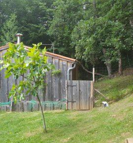 Les cabanes d'Orvé – La cabane solaire