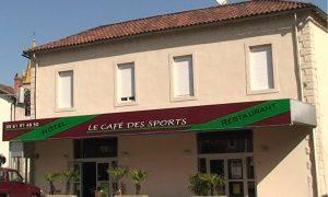Hôtel «Le Café des Sports»
