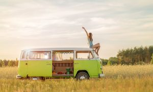 Aire de services pour camping-car de Saint-Martory