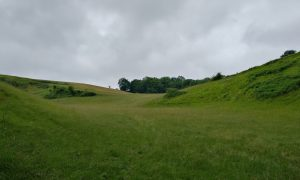 Sentier n° 1 : Aspet – Gèles – Aspet : Granges et Prairies