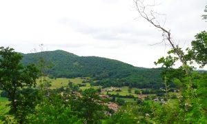 Sentier n°14 : Encausse-les-Thermes : le Château de Plech