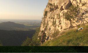 Sentier n°5 : Herran – La Baderque, rocher de Pene Blanque