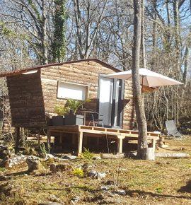 Les Cabanes d'Orvé – La Cabane du Passeur
