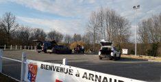 Aire de randonneurs d'Arnaud-Guilhem