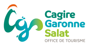 logo office tourisme cagire garonne salat