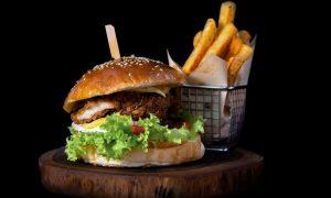 Le Burger des Pyrénées