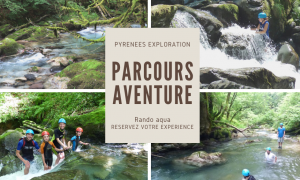 Parcours aventure aqua