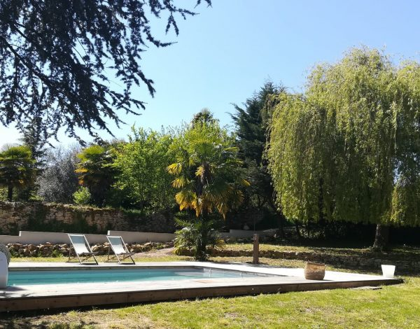 La Maison d'Obinat : le charme champêtre