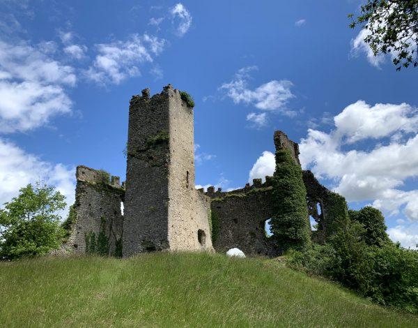 Le château de Montespan
